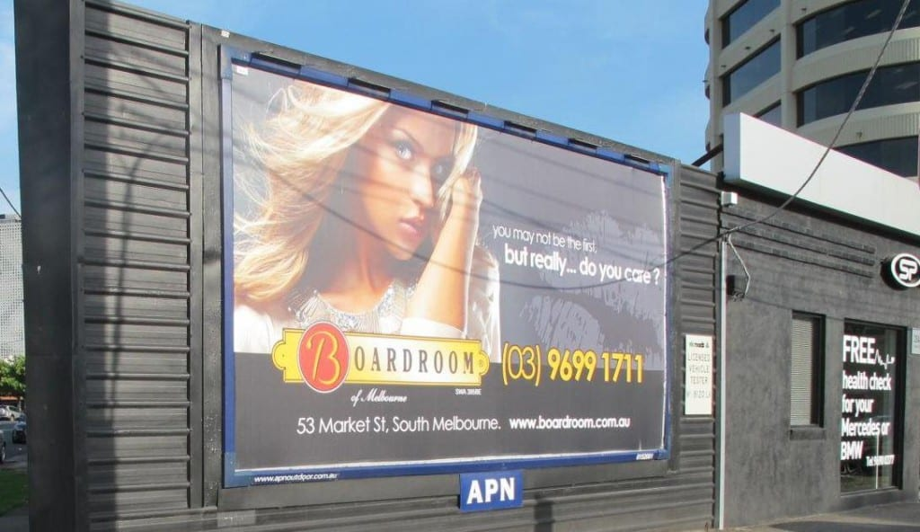 STT Advertising – Billboard Advertising – 6x3 Billboard