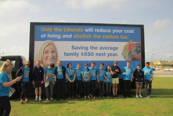 Mobile-Billboards---Liberal-Party---Victoria