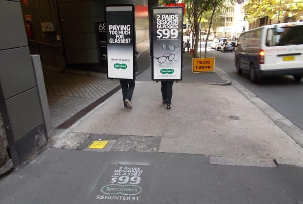 Walking-Billboards---SpecSavers---Sydney-(3)