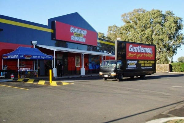 Mobile-Billboards---Supercheap-Auto