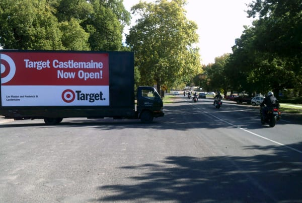 Mobile-Billboards---Target---Castlemaine,-VIC