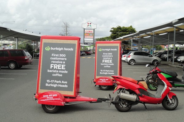 Scooter Advertising 4