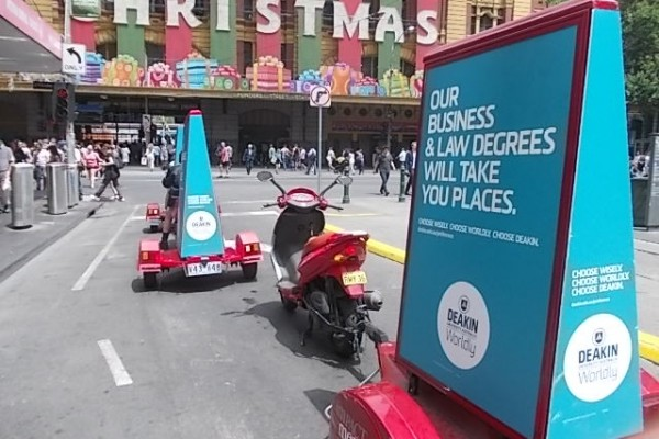 Scooter Advertising 8