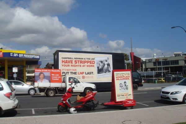 Scooter-Advertising-&-Mobile-Billboard---QLD-Council-of-Unions---QLD-(2)