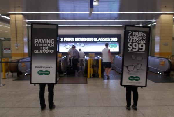 Walking-Billboards---SpecSavers---Sydney-(4)